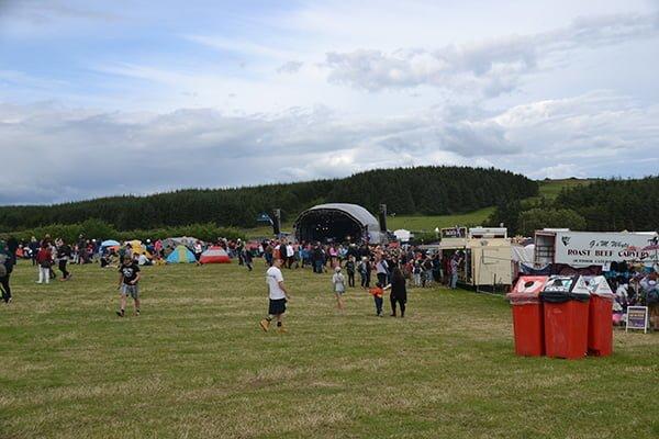 Wickerman Festival